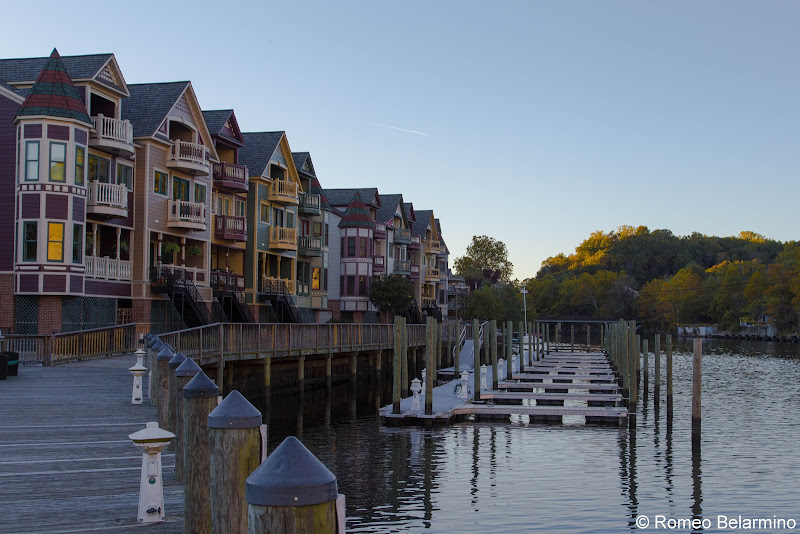 Historic Occoquan Virginia Weekend Getaway