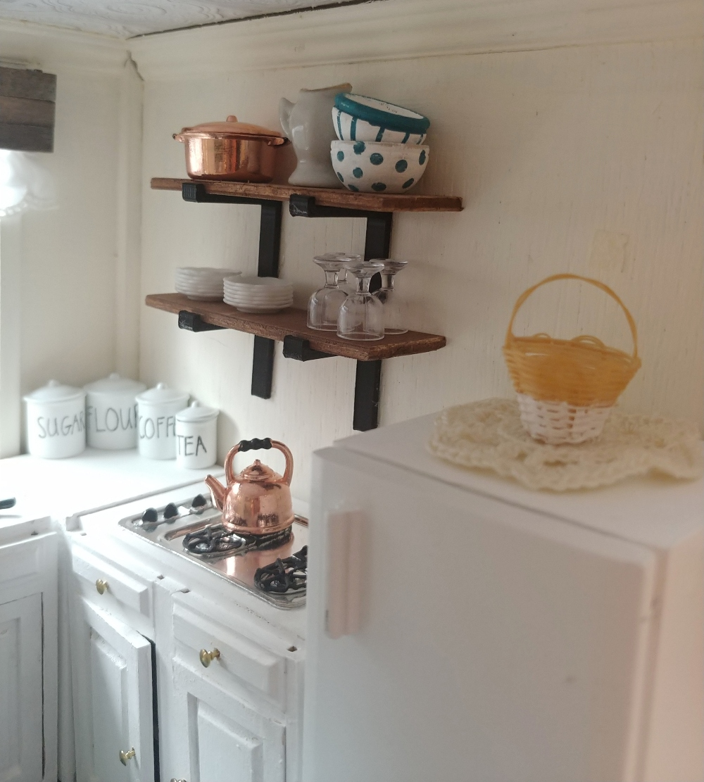 Dollhouse Kitchen Details
