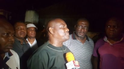 Just In: Gov. Wike Threatens as He Resists Police & DSS' Attempt to Abduct River State Judge