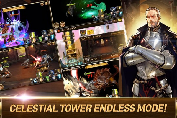 Seven knight apk mod android