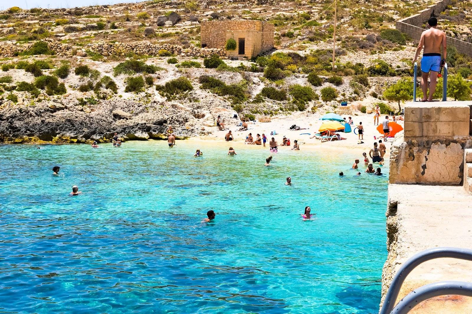 hondoq beach malta