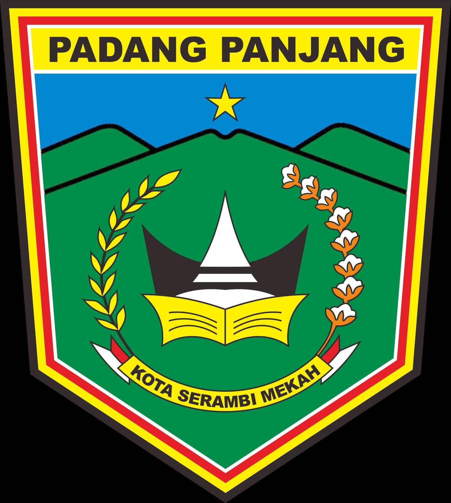 Hasil gambar untuk logo padang panjang