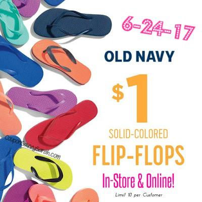 68168b7ea9c5 Old Navy  1 FLIP FLOPS SALE is June 24th!! See all the Details inside!   OldNavy  FlipFlopSale