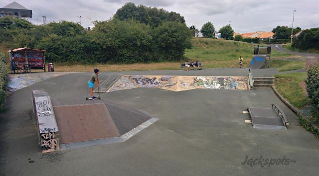 Skatepark Saint-Palais