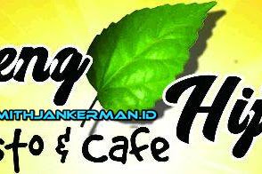 Lowongan Geng Hijau Resto & Cafe Pekanbaru Mei 2018