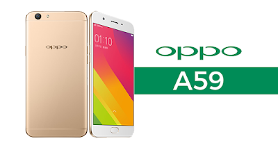 Oppo A59 Specifications - LAUNCH Announced 2016, June DISPLAY Type IPS LCD capacitive touchscreen, 16M colors Size 5.5 inches (~71.0% screen-to-body ratio) Resolution 720 x 1280 pixels (~267 ppi pixel density) Multitouch Yes  - Color OS 3.0 BODY Dimensions 154.5 x 76 x 7.4 mm (6.08 x 2.99 x 0.29 in) Weight 160 g (5.64 oz) SIM Dual SIM PLATFORM OS Android OS, v5.1 (Lollipop) CPU Octa-core 1.5 GHz Cortex-A53 Chipset Mediatek MT6750 GPU Mali-T860MP2 MEMORY Card slot microSD, up to 256 GB (uses SIM 2 slot) Internal 32 GB, 3 GB RAM CAMERA Primary 13 MP, f/2.0, phase detection autofocus, LED flash Secondary 8 MP, f/2.2, 1.4 µm pixel size, 1080p Features Geo-tagging, touch focus, face detection, HDR, panorama Video 1080p@30fps NETWORK Technology GSM / CDMA / HSPA / EVDO / LTE 2G bands GSM 850 / 900 / 1800 / 1900 - SIM 1 & SIM 2  CDMA 800 - A59m 3G bands HSDPA 850 / 900 / 1900 / 2100  TD-SCDMA  CDMA2000 1xEV-DO - A59m 4G bands LTE band 3(1800), 7(2600), 38(2600), 39(1900), 40(2300), 41(2500) - A59t  LTE band 1(2100), 3(1800), 5(850), 38(2600), 39(1900), 40(2300), 41(2500) - A59m Speed HSPA, LTE GPRS Yes EDGE Yes COMMS WLAN Wi-Fi 802.11 a/b/g/n, hotspot GPS Yes, with A-GPS USB microUSB v2.0, USB Host Radio FM radio Bluetooth v4.1, A2DP FEATURES Sensors Fingerprint, accelerometer, proximity, compass Messaging SMS (threaded view), MMS, Email, Push Email Browser HTML5 Java No SOUND Alert types Vibration; MP3, WAV ringtones Loudspeaker Yes 3.5mm jack Yes BATTERY  Non-removable Li-Ion 3075 mAh battery Stand-by  Talk time  Music play  MISC Colors Rose Gold  - MP4/H.264/FLAC player - MP3/eAAC+/WAV player - Document viewer - Photo viewer/editor