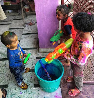 The story of Holi ~Festival of Colours: Njkinny's Blog