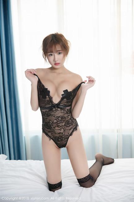 Cang Jing You Xiang Sexy Đường Cong Đầy Quyễn Rũ