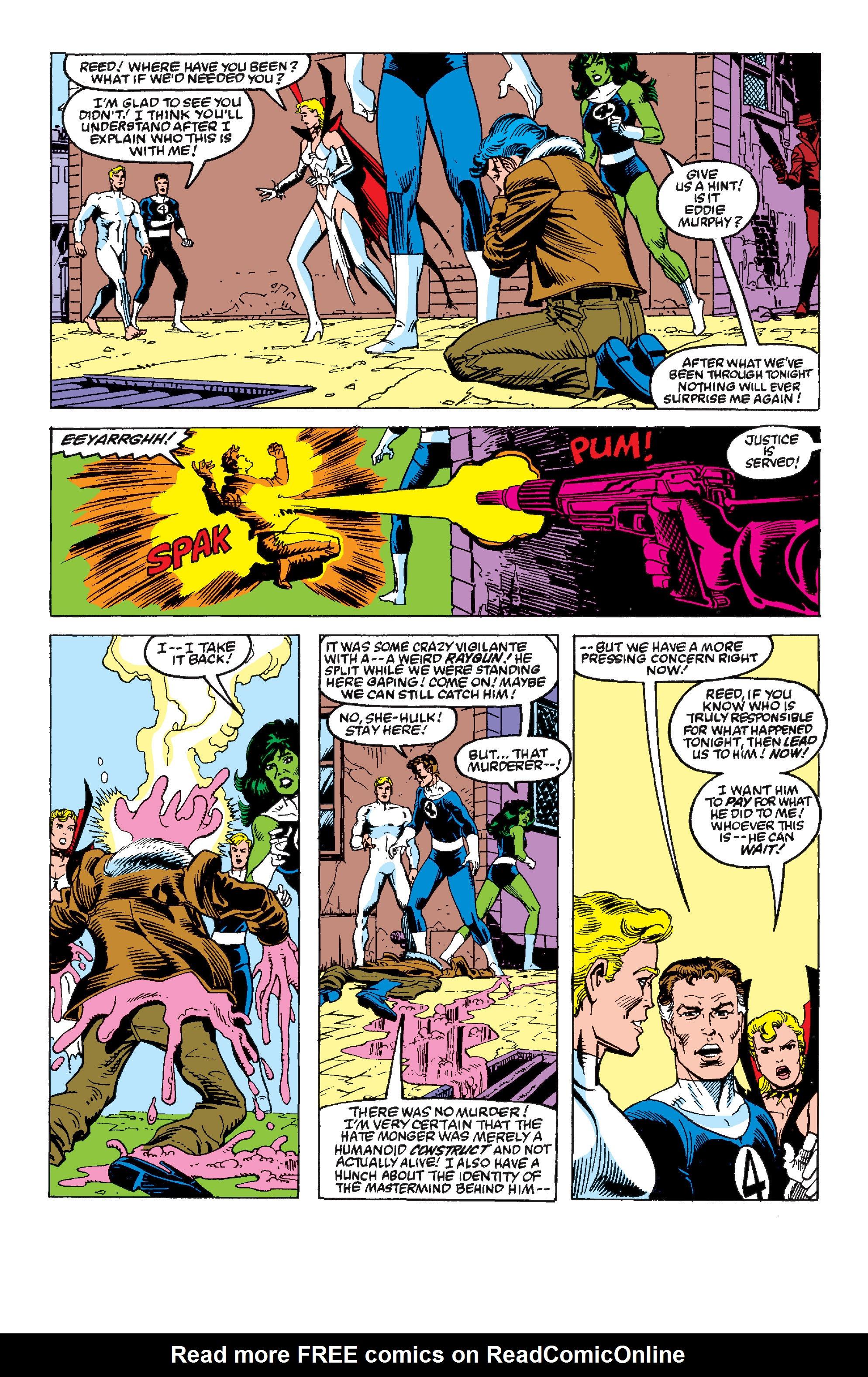 Read online Secret Wars II comic -  Issue #2 - 16