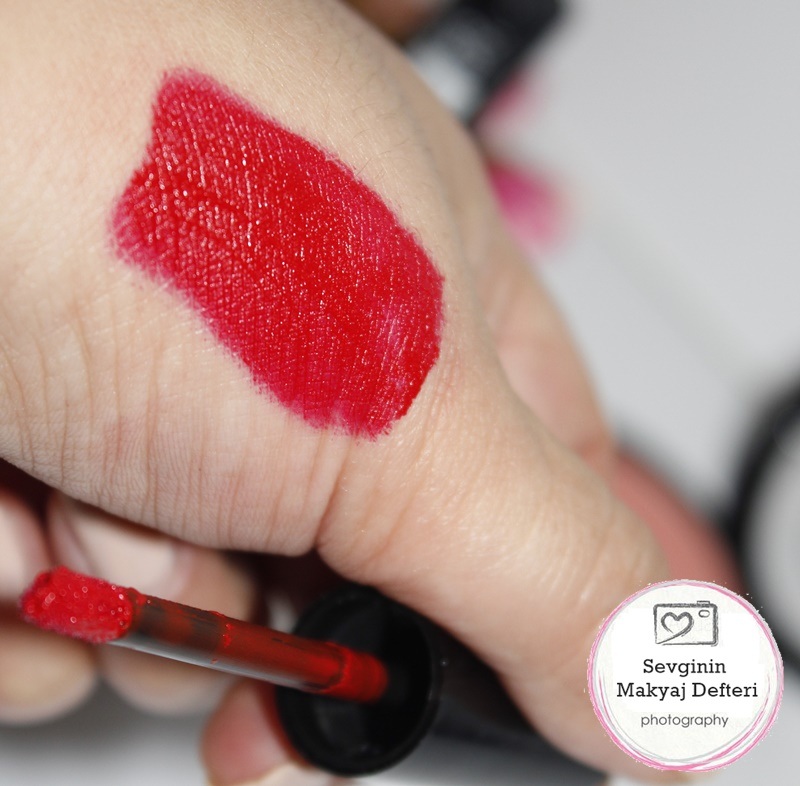 Flormar Silk Matte Liquid Lipstick 07 CLARET RED-sevgininmakyajdefteri.com.jpg