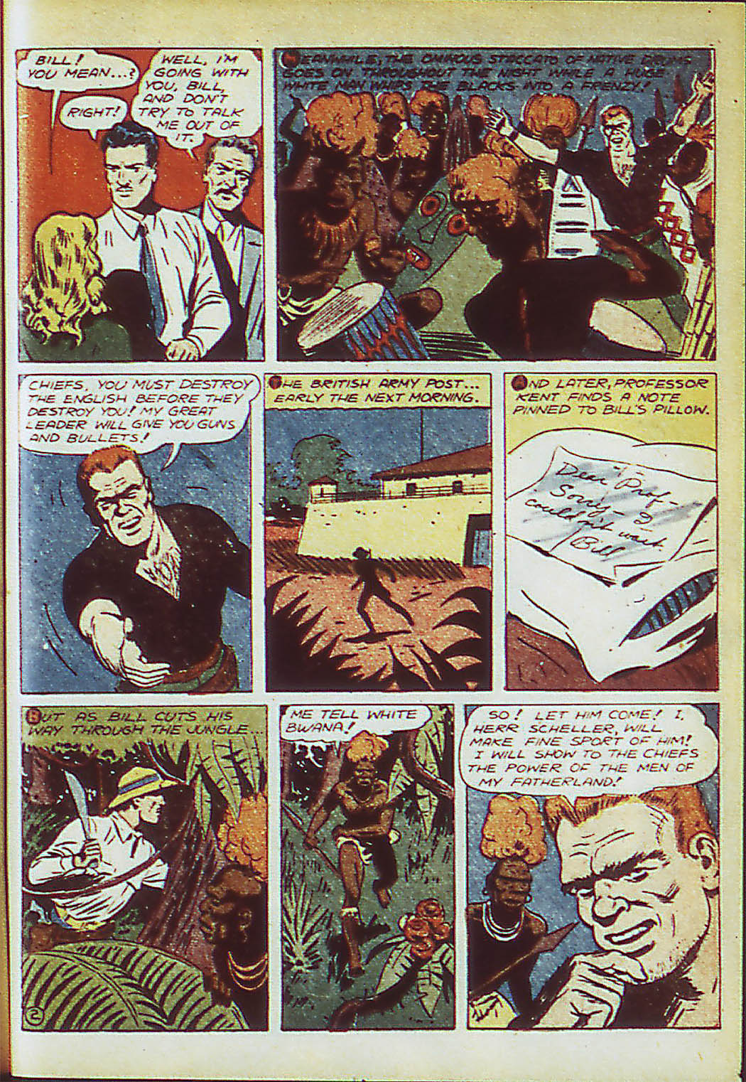 Read online Action Comics (1938) comic -  Issue #41 - 50