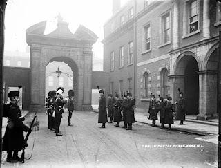 Dublin Castle, 1905