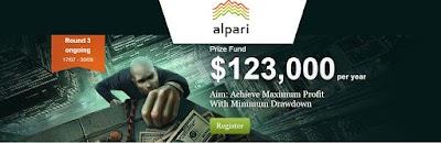 Alpari Trading Contests