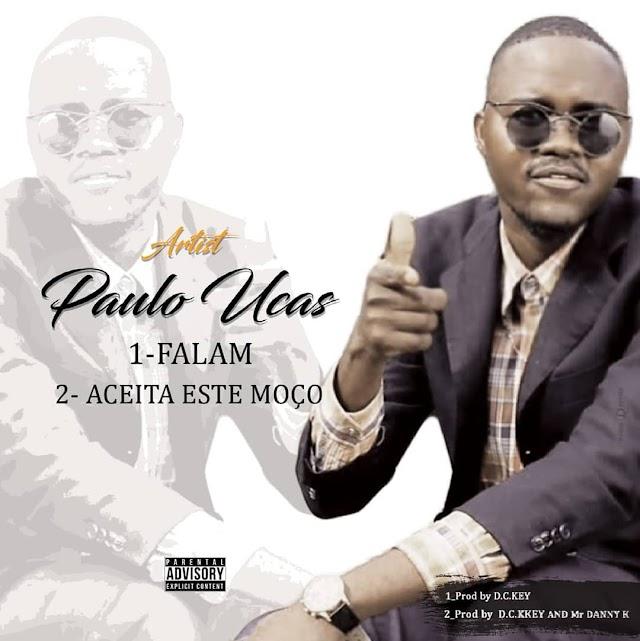 Paulo Ucas -  Aceita este Moço [Prod. D.C.Key & Mr Danny K] [Ghetto Samba ] (2o19) - [WWW.MUSICAVIVAFM.BLOGSPOT.COM]
