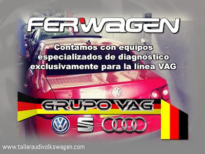 Ferwagen Taller Volkswagen Audi Seat