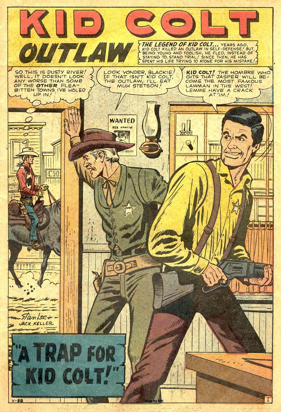 Gunsmoke Western issue 63 - Page 3