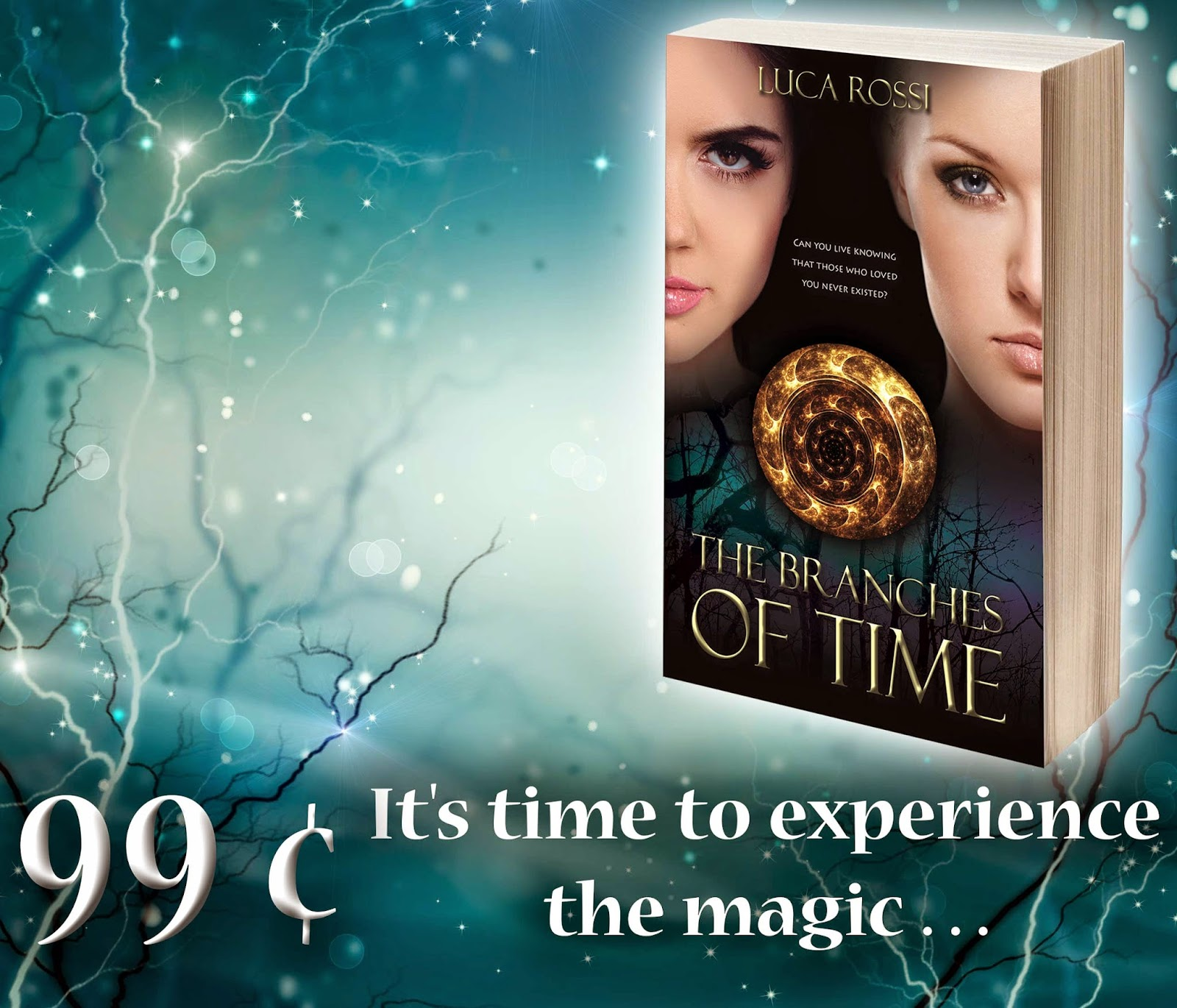 The Branches of Time - 99cent deal