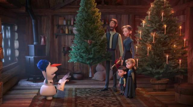 Hình ảnh phim Frozen: Chuyến Phiêu Lưu Của Olaf