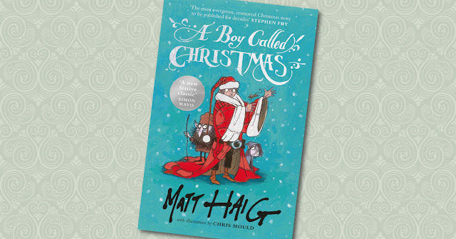 A boy Called Christmas Matt Haig Cover