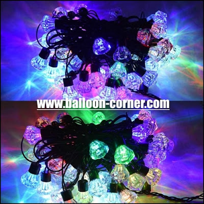 Lampu LED Twinkle Diamond Random Colour