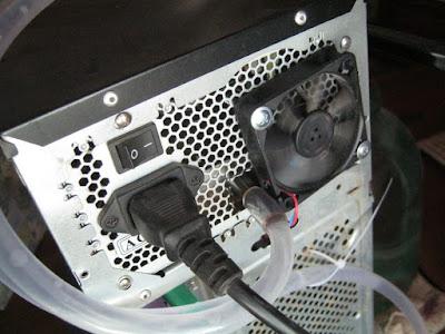вентилятор на БП