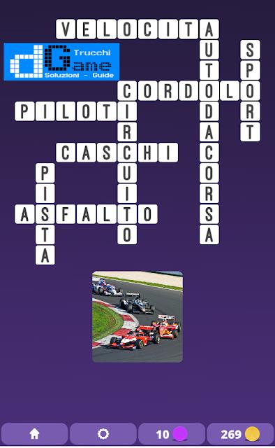 Soluzioni One Clue Crossword livello 4 schemi 6(Cruciverba illustrato)  | Parole e foto