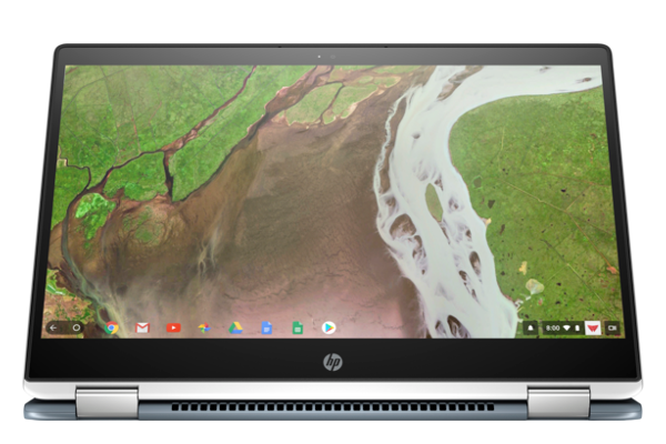 Chromebook x360 14 is HP's thinnest Chromebook convertible