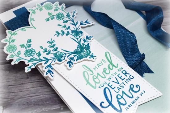 Handmade card by Julee Tilman using Verve Stamps| www.poeticartistry.blogspot.com