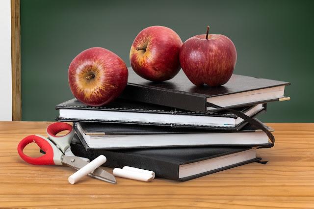 frutas y verduras en exámenes