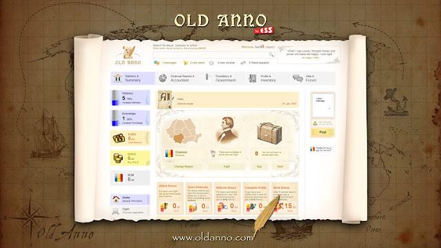 شرح اللعبة الحربية Old Anno الربحية