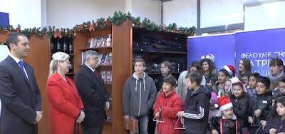 Χριστουγεννιάτικα κάλαντα στην Χρυσή Αυγή - Ν.Γ. Μιχαλολιάκος: «Αντισταθείτε στην ξενοκρατία» ΒΙΝΤΕΟ