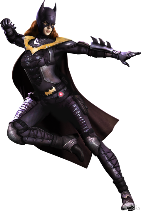render Batgirl
