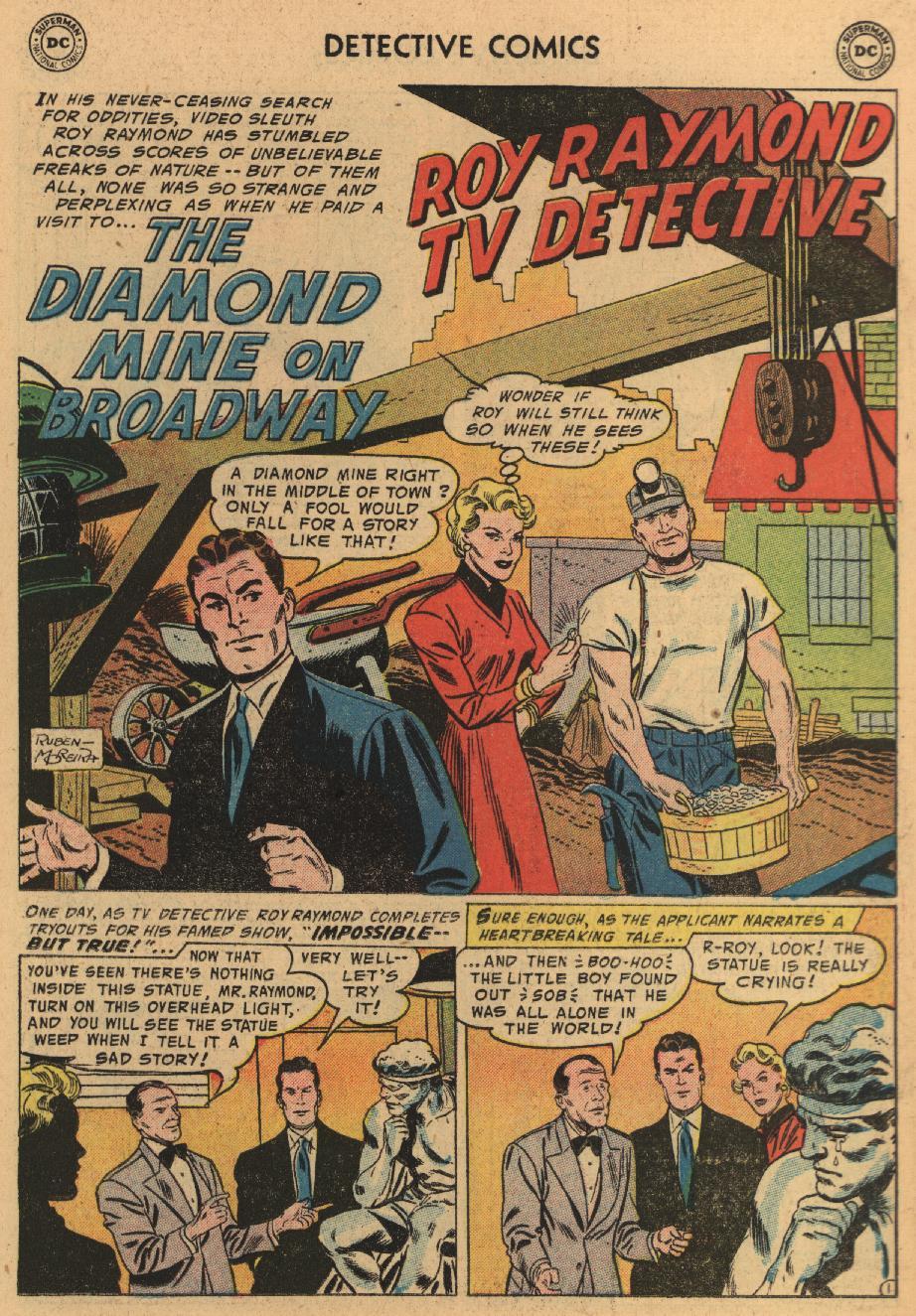 Read online Detective Comics (1937) comic -  Issue #229 - 17