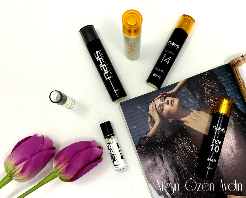 Nays Collection Parfümleri ve Islak Mendilleri