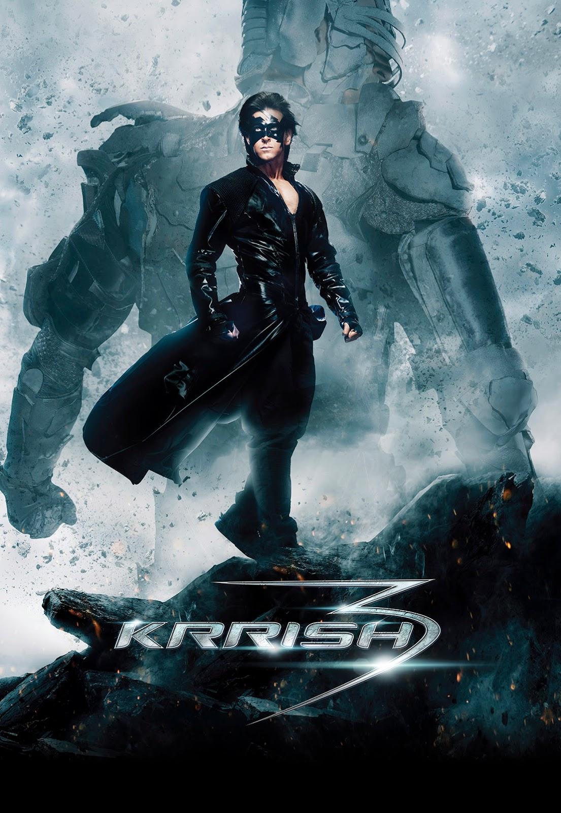 krrish 3 trailer wallpaper - more information - kopihijau
