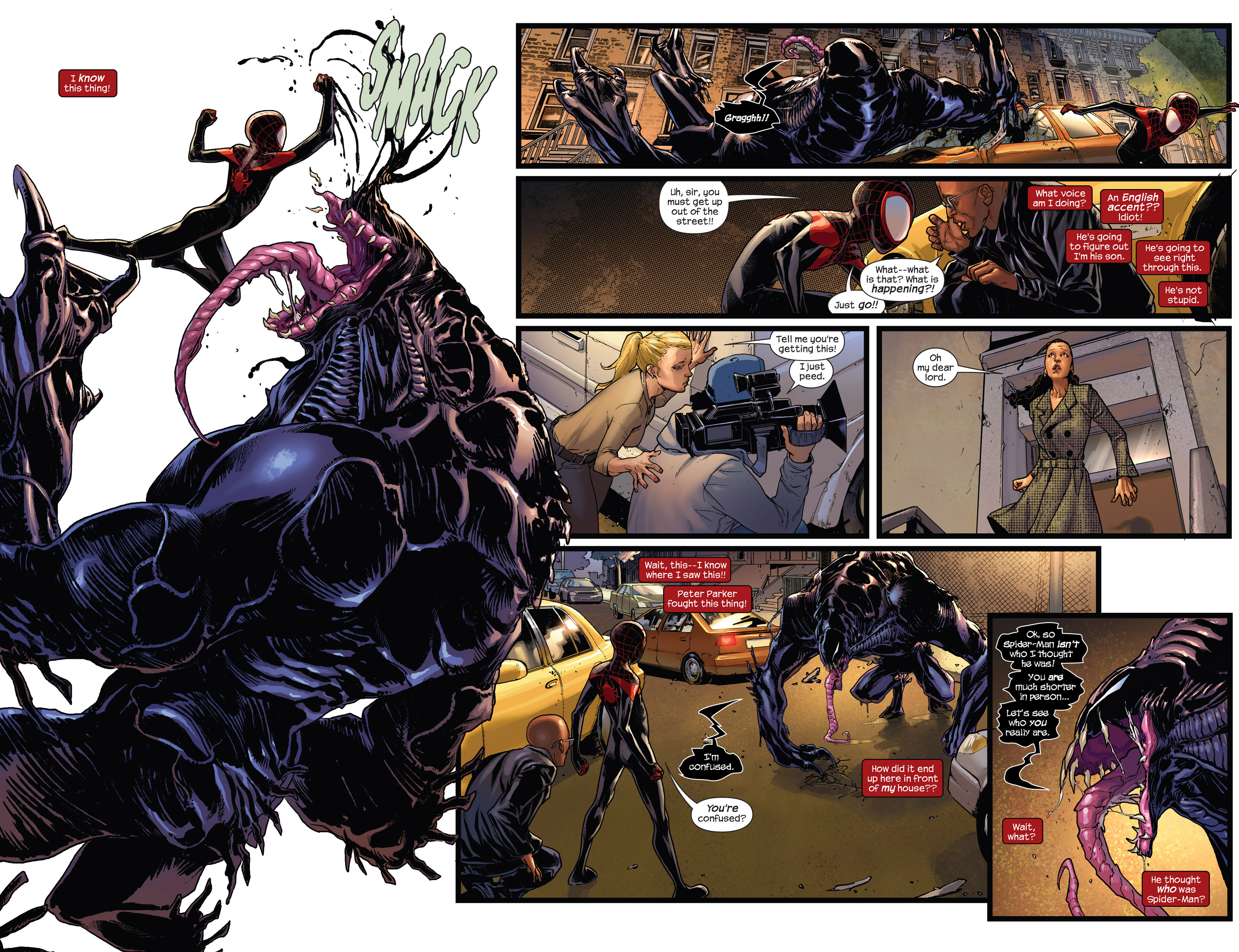 Read online Ultimate Comics Spider-Man (2011) comic -  Issue #20 - 6