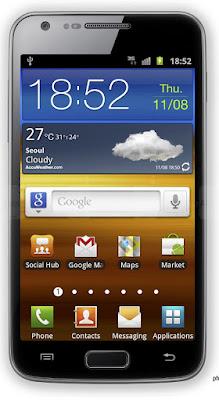 Samsung Galaxy S2 SHV-E110S