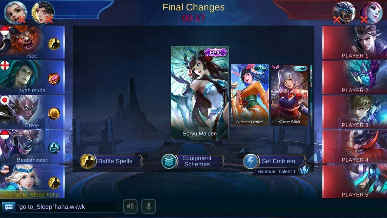 Hack Skin Mobile Legends Menggunakan Lulubox