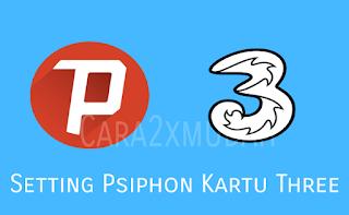 Cara Setting Psiphon Pro 3/Three/Tri Opok Unlimited Terbaru 2018