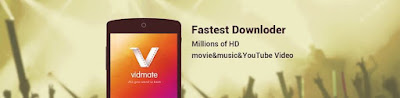 Vidmate video downloader for ios