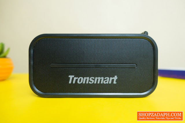 tronsmart element t2 portable bluetooth speakers review