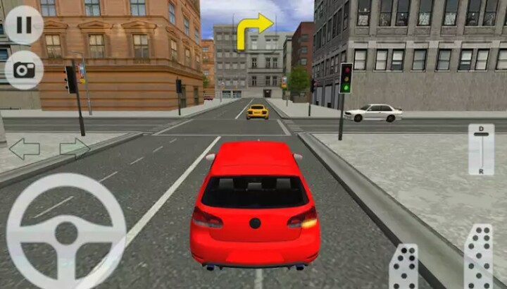 City Car Driving Game Only Racing Games