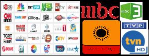 Poland Filmbox Turkey kanal Arabic OSN vlc m3u8