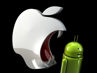 Pendapatan iPhone melebihi Smartphone Android