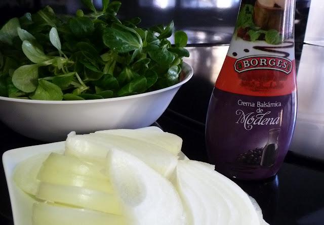 recetas fáciles cómo dorar queso de cabra
