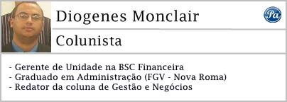 Assinatura Diogenes Monclair