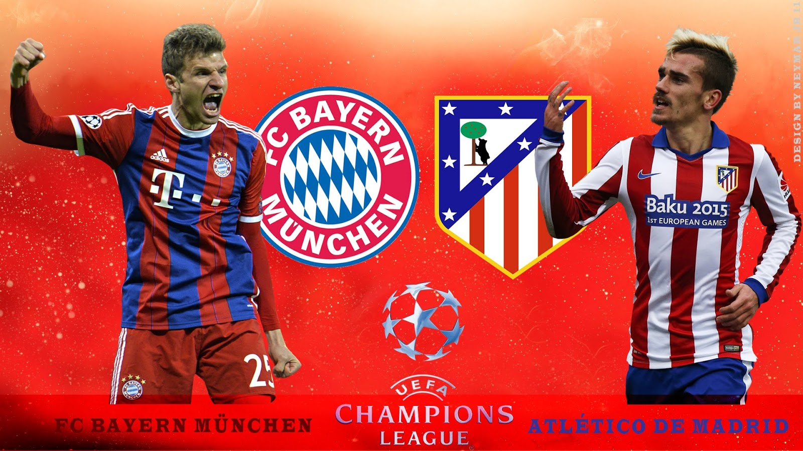 bayern mГјnchen atletico madrid
