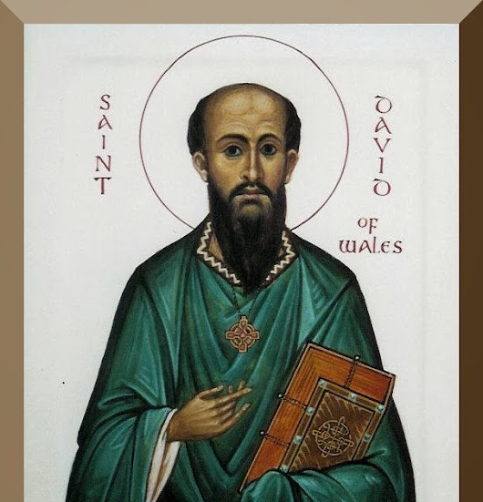 Saint David of Wales Quote