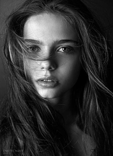 14 - Fotoğrafçı Dmitry Ageev'den Portreler