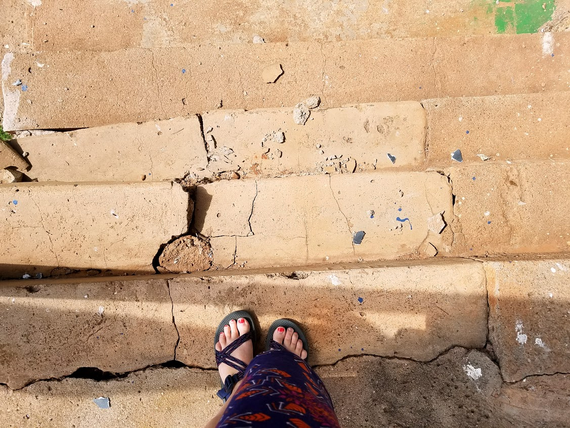 arcadia round barn feet